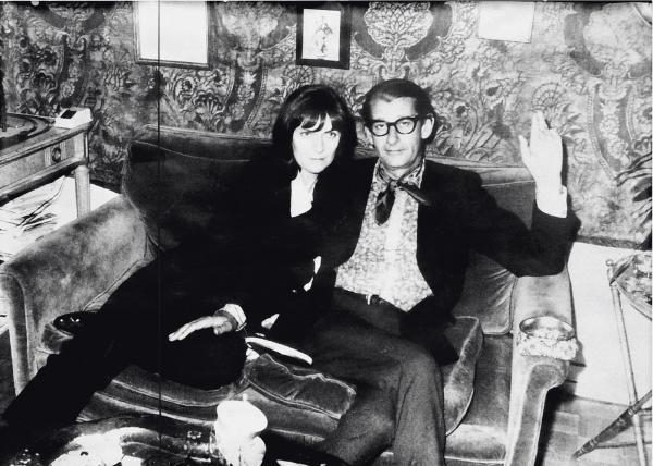 June et Helmut newton