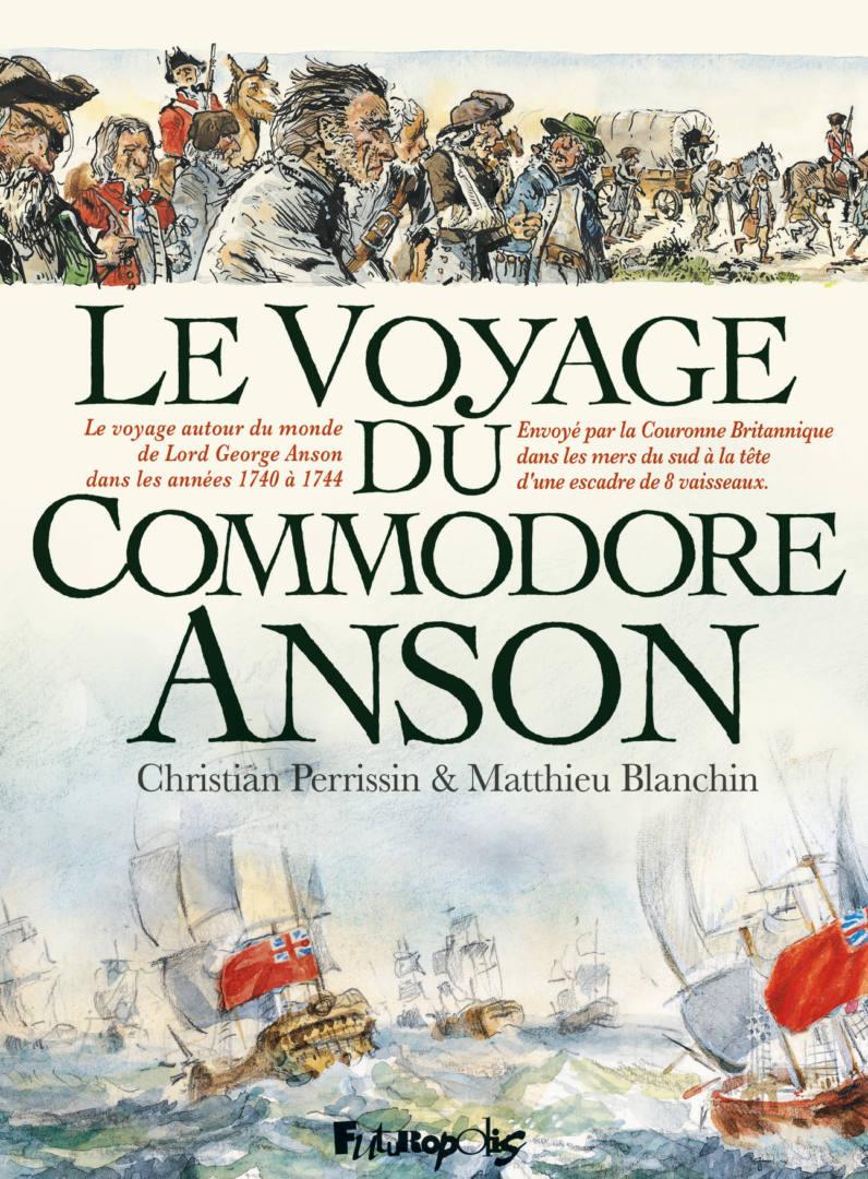 voyage commodore anson