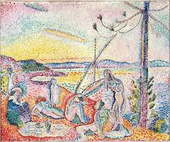 Luxe calme et volupté Matisse
