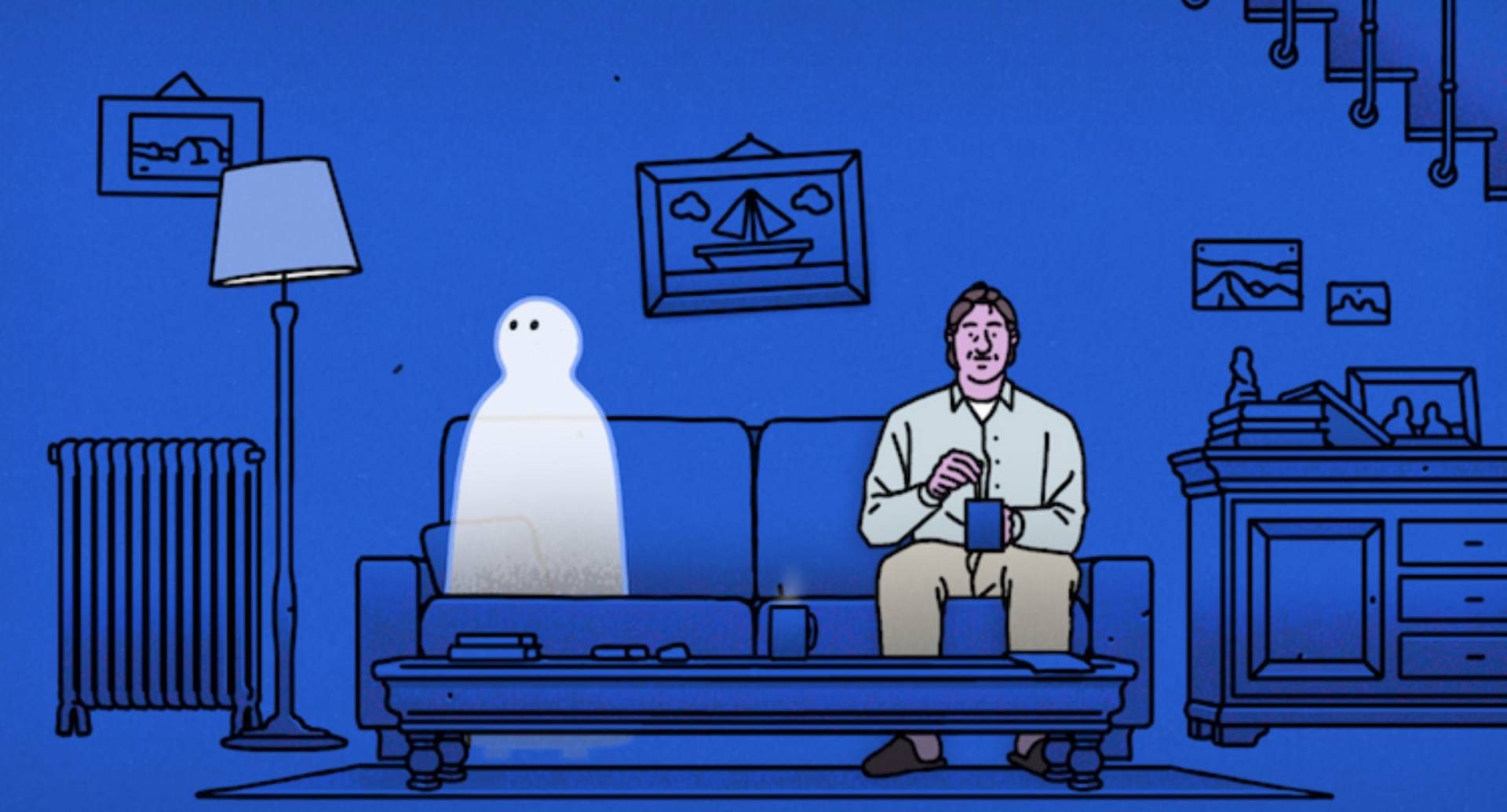 Mon ami qui brille dans la nuit - Grand prix du court métrage étudiant