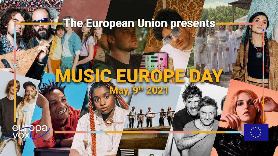 Music Europe Day En ligne En ligne