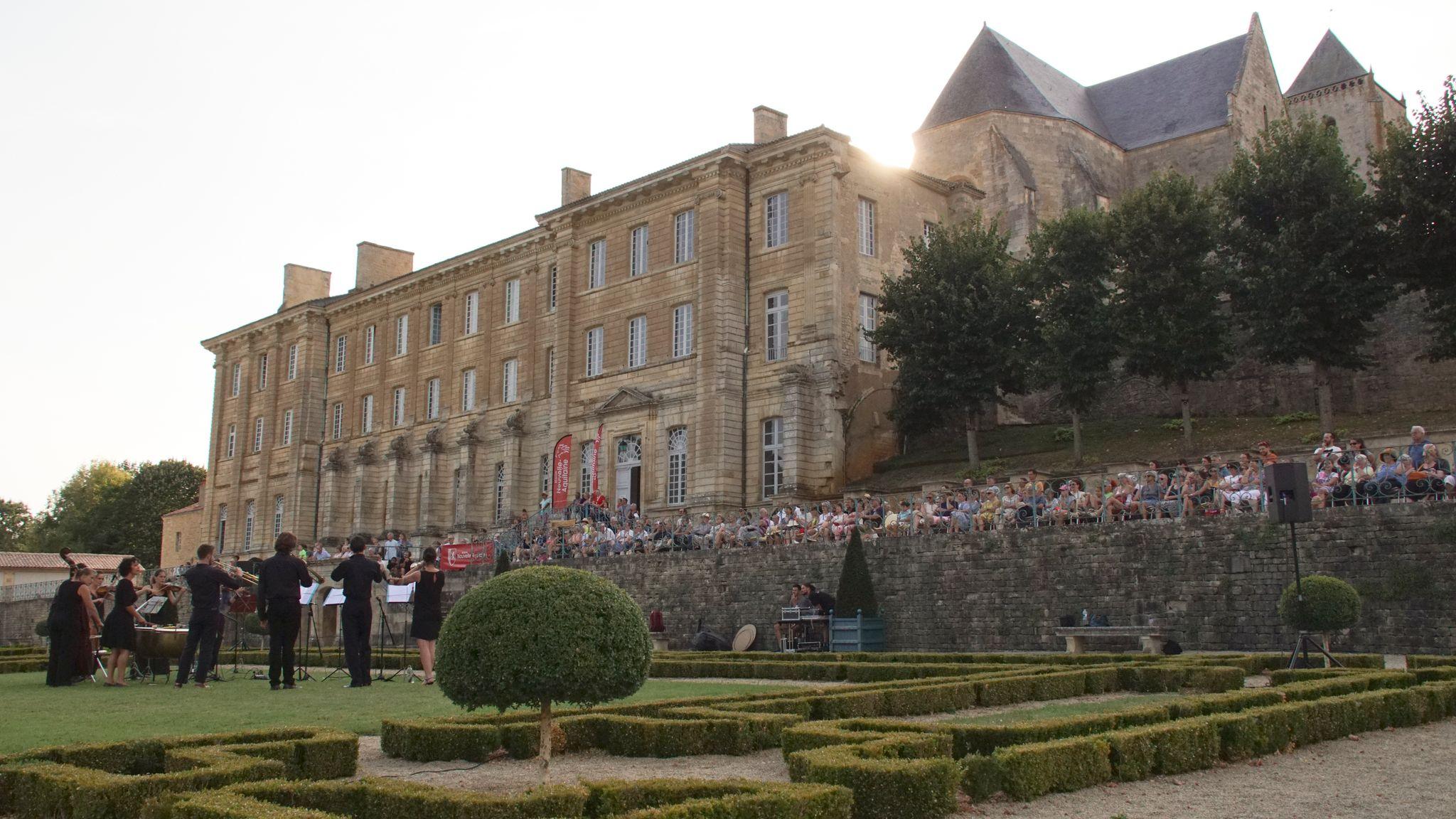 Ouverture du Festival Lumières du Baroque Celles-sur-Belle   2021-08-23
