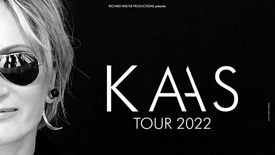 Patricia KAAS - Tour 2022 Salle Pleyel Paris