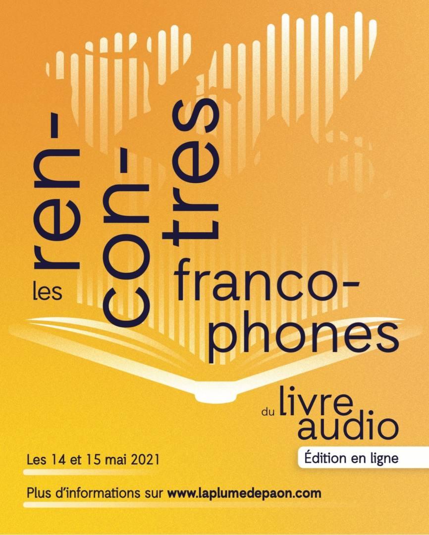 rencontres francophones du livre audio