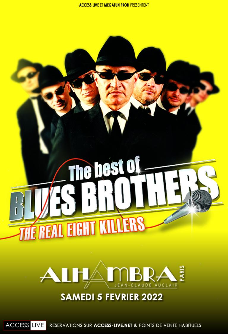 The Blues Brothers Show L'Alhambra Paris