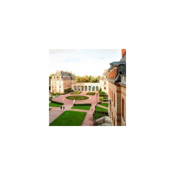 Visite guidée du parc de la Cité Universitaire International Cité Universitaire internationale de Paris Paris