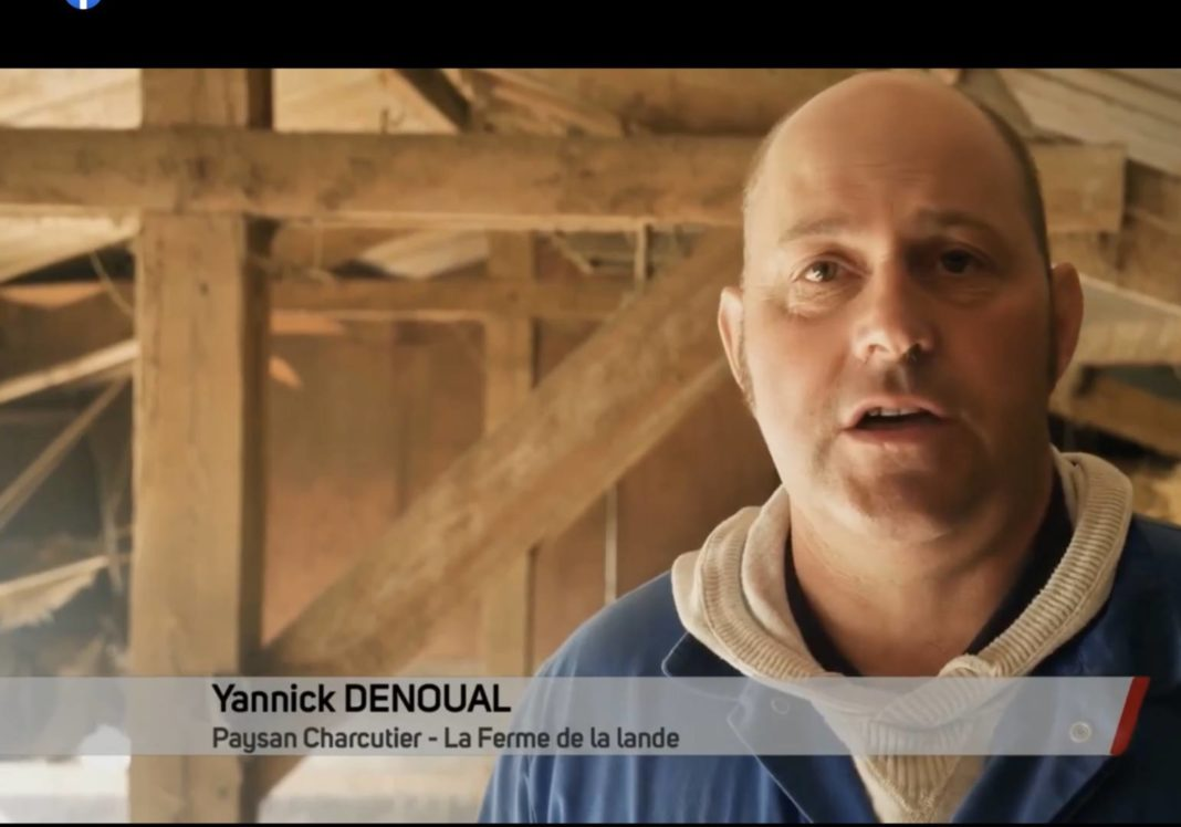 yannick denoual