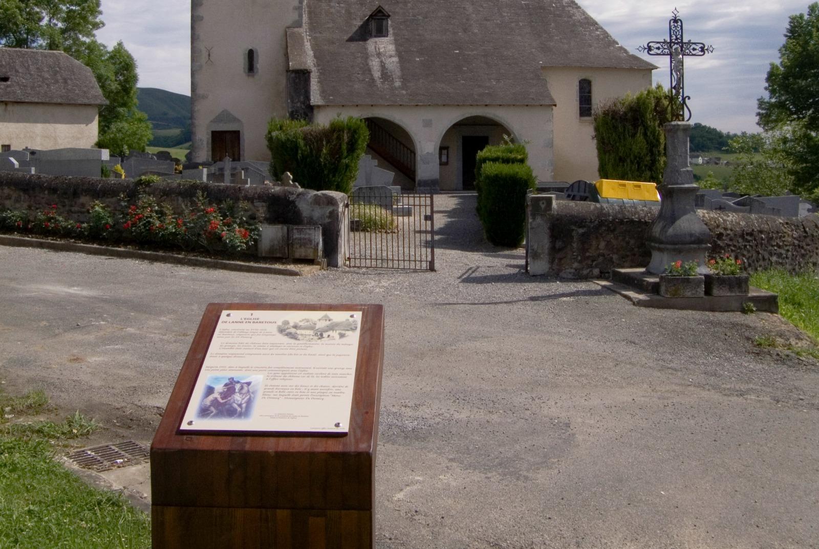 1000 ans d'histoire Lanne-en-Barétous