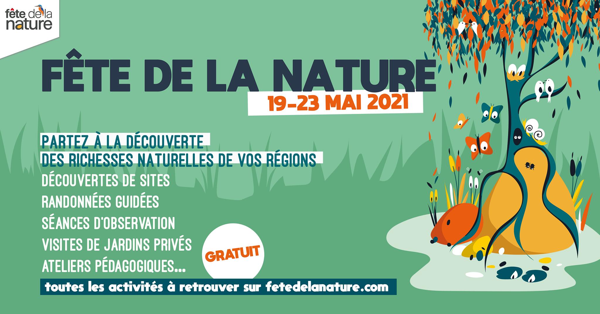 15ème édition de la Fête de la Nature Jardin des Plantes Paris