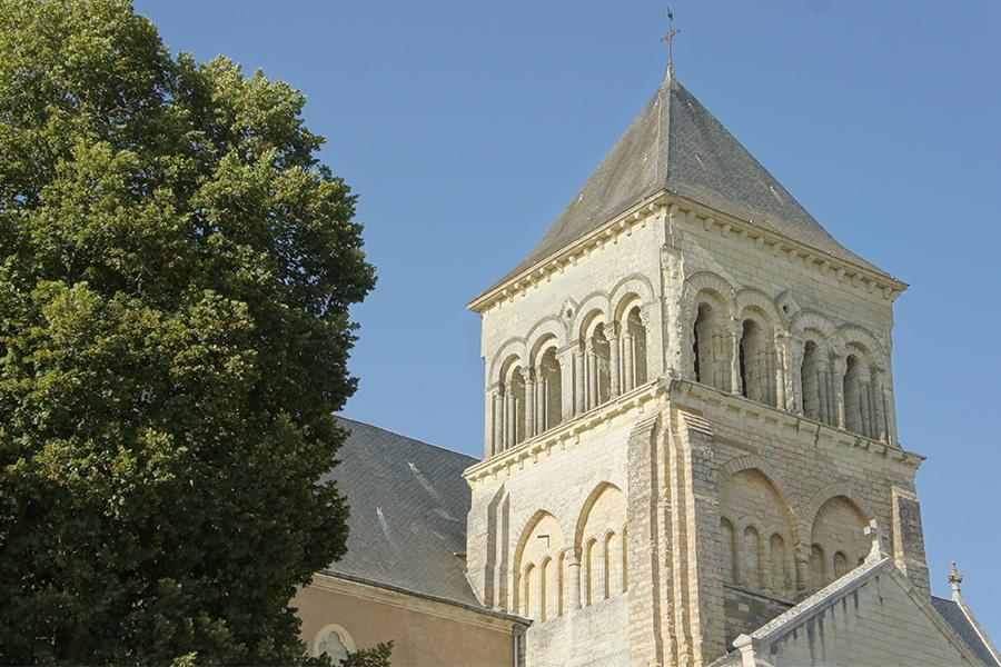 Abbatiale Saint-Laon Thouars