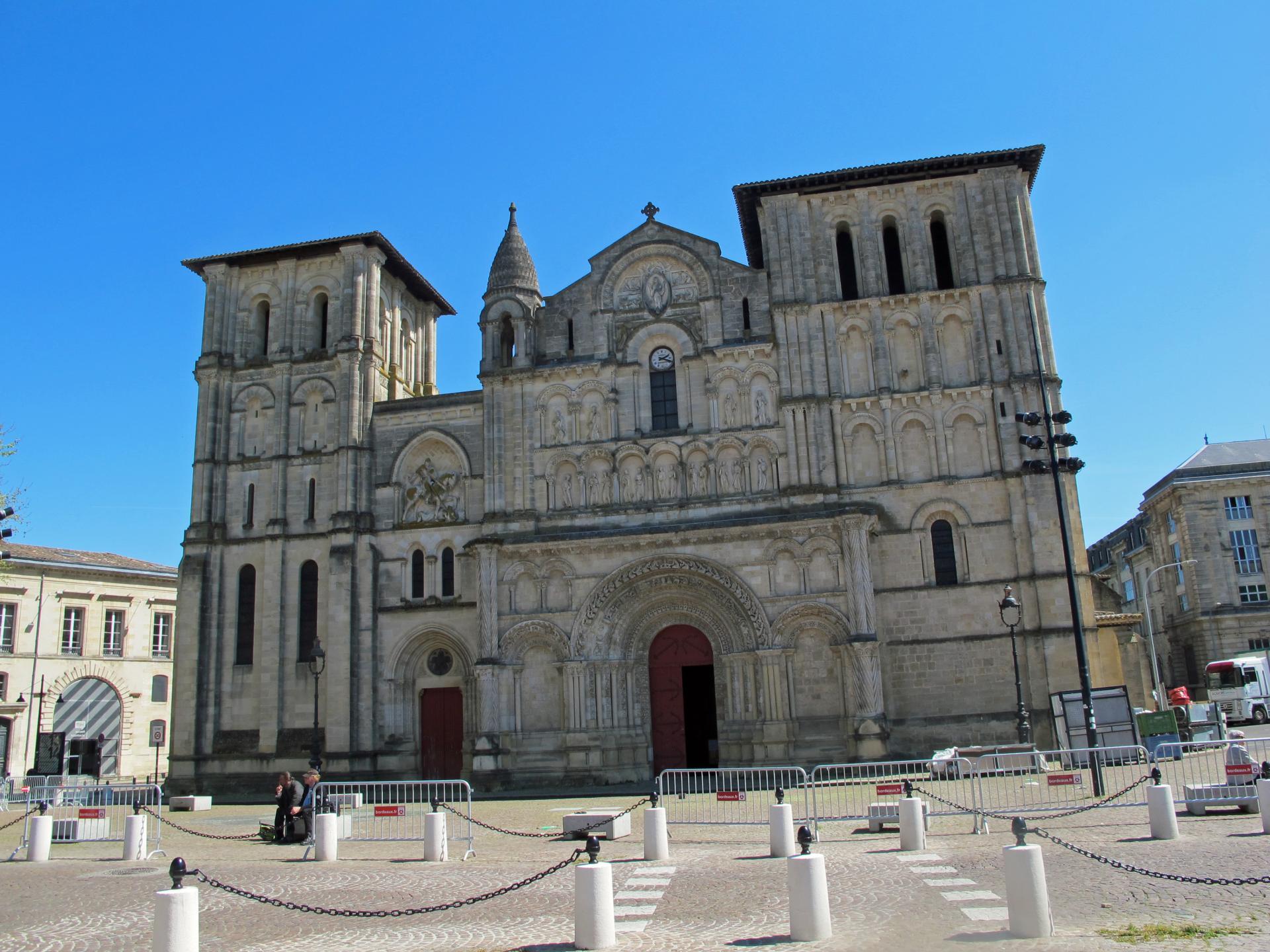 Abbatiale Sainte Croix Bordeaux