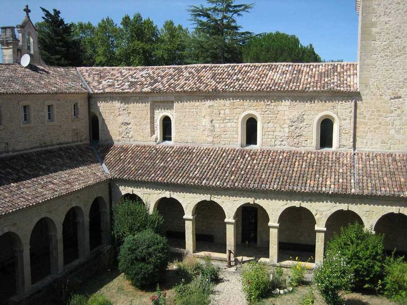 Abbaye Sainte-Marie du Rivet Auros