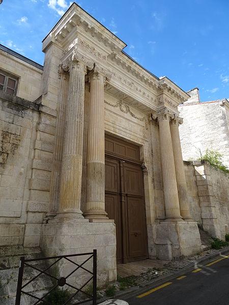 Ancien hôtel de La Marcardière Niort