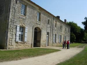 Ancienne abbaye de Fontguilhem Masseilles