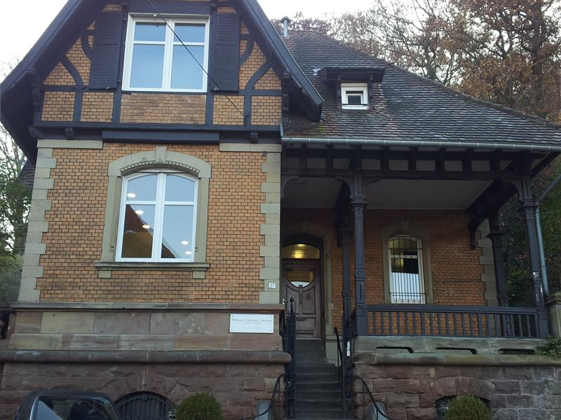 ANCIENNE MAISON FORESTIERE Forbach