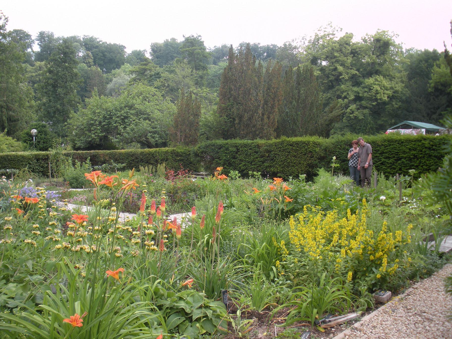 Arboretum de l'Institut Charles Quentin de Pierrefonds
