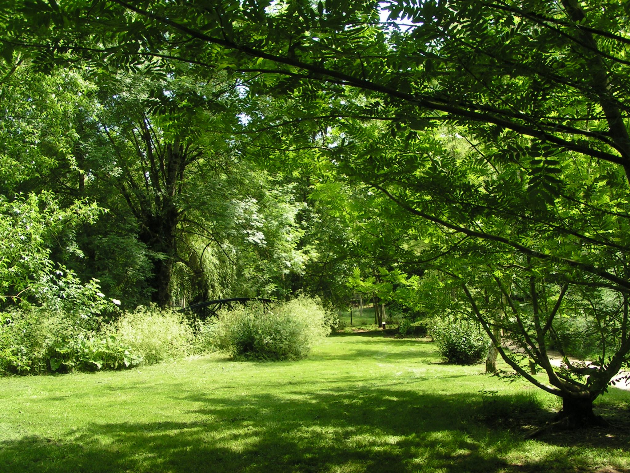 Arboretum du Chemin de la Découverte de Melle