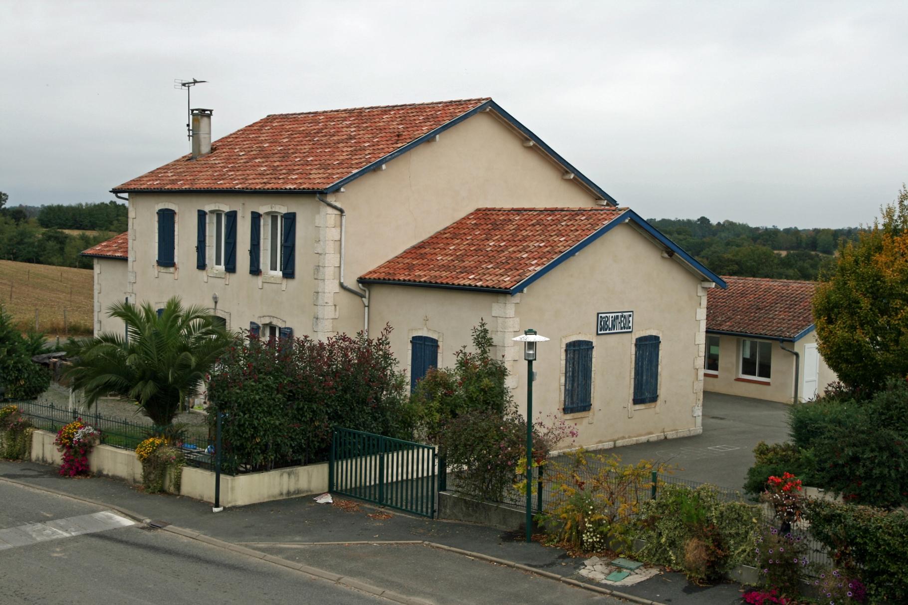 Bibliothèque annexe de Gaâs Gaas
