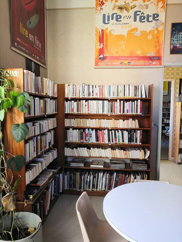Bibliothèque Michel Serres Miramont-de-Guyenne