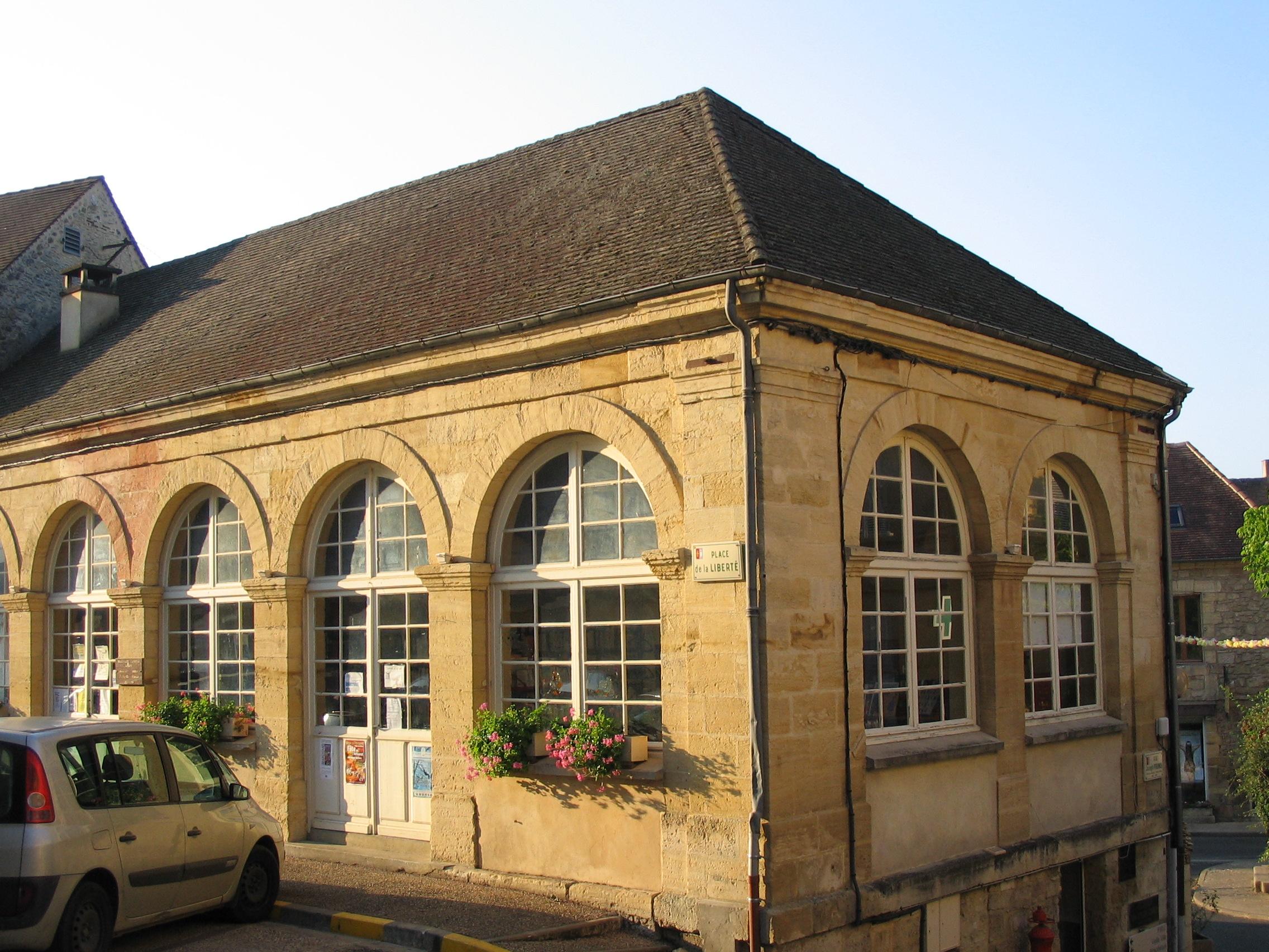 Bibliothèque Municipale Saint-Cyprien