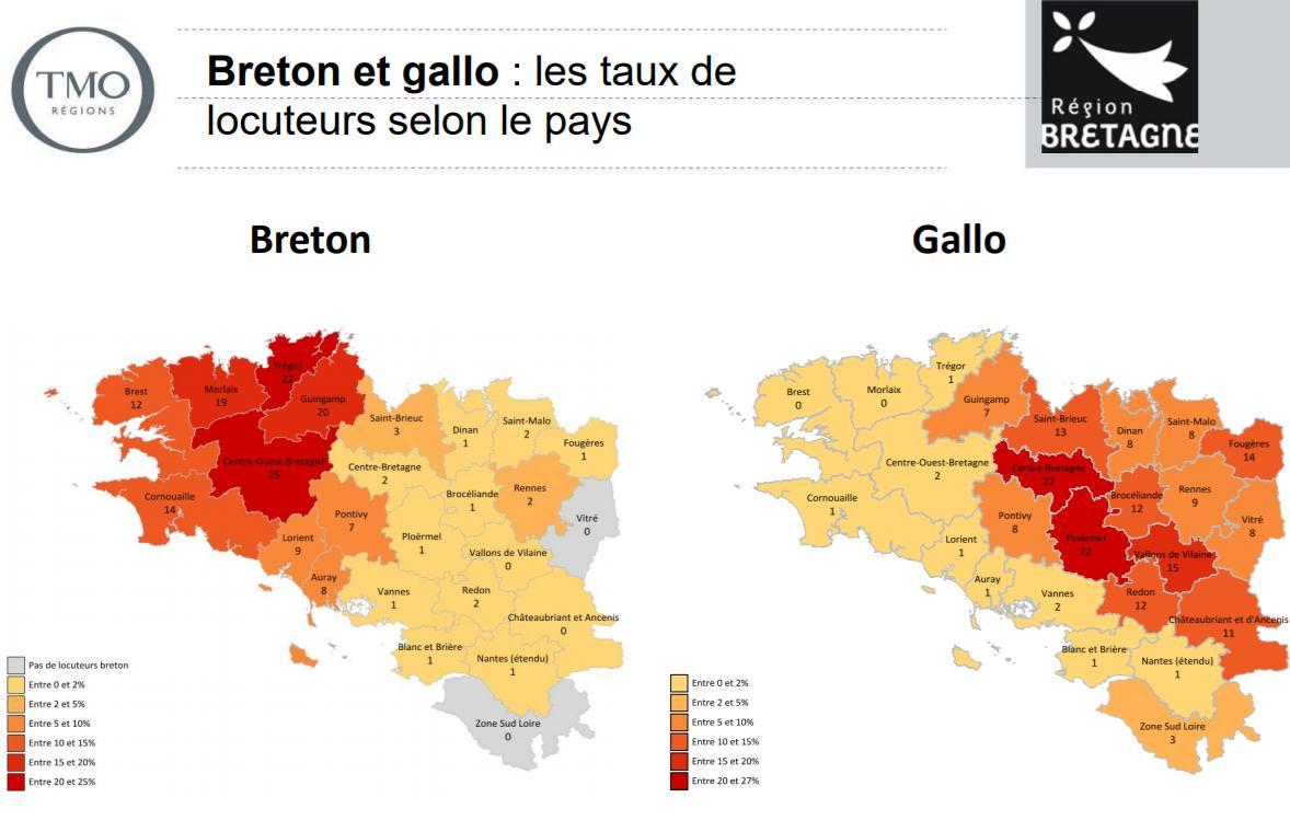 carte Gallo breton