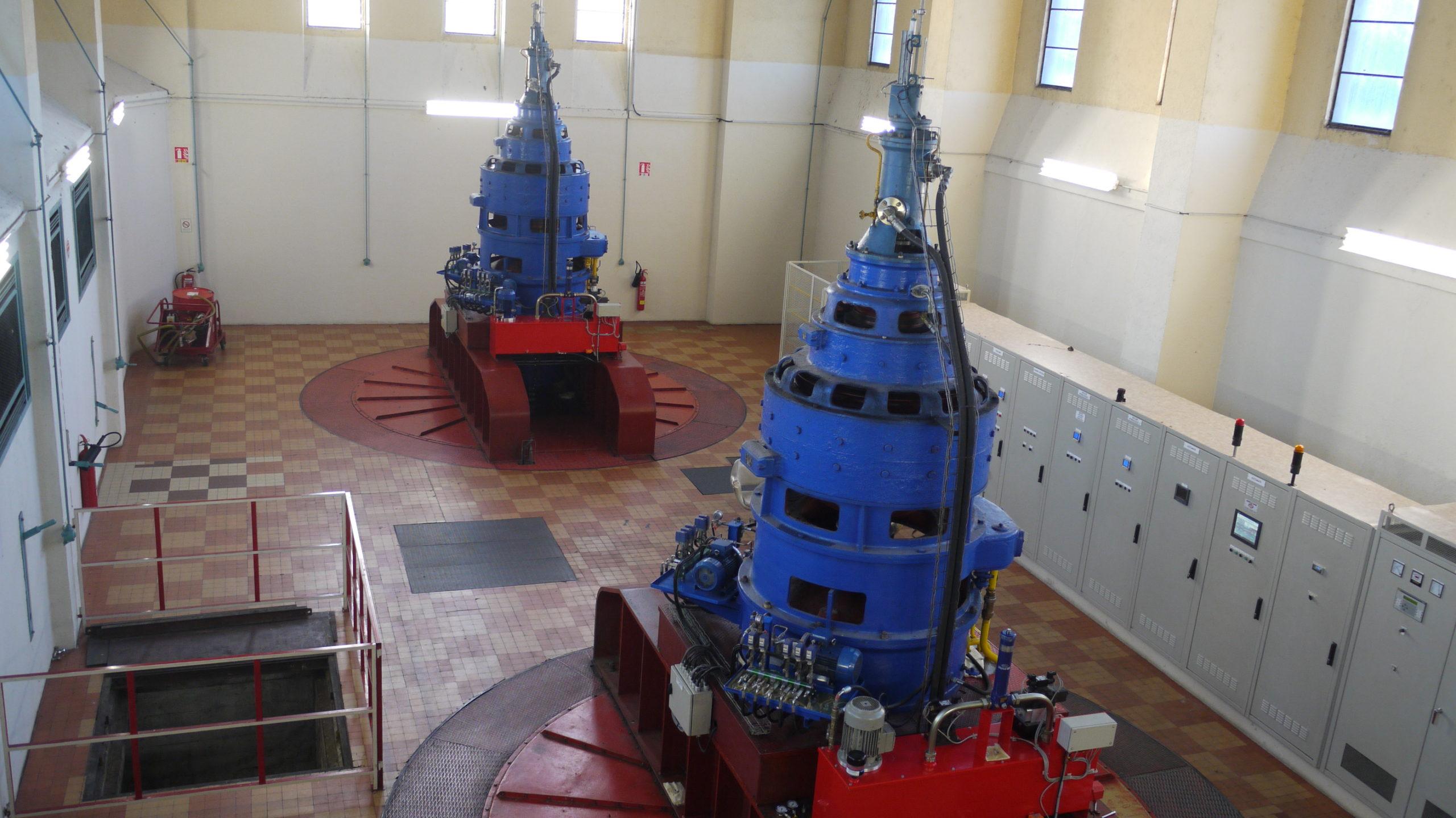 Centrale hydroélectrique de Fumel Fumel