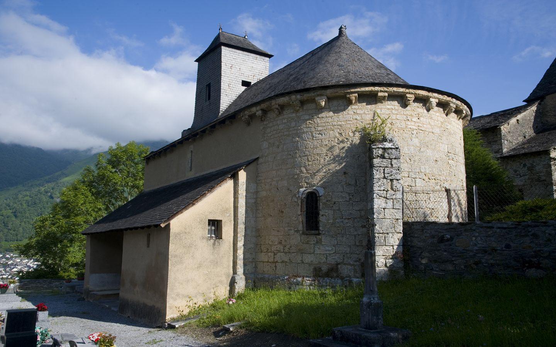 Chapelle d'Assouste Eaux-Bonnes