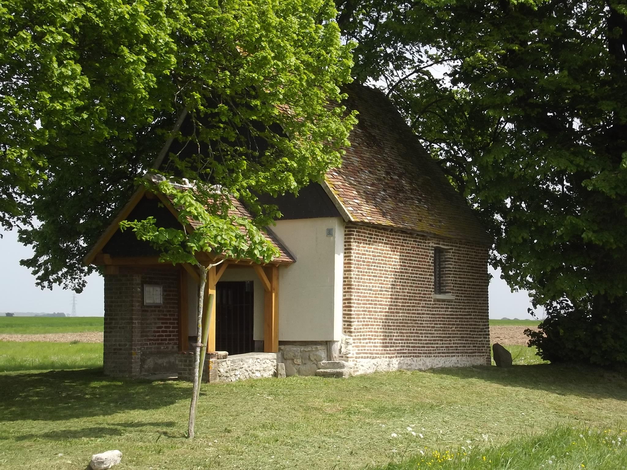 Chapelle de la Chaire à Loup Jouy-sous-Thelle