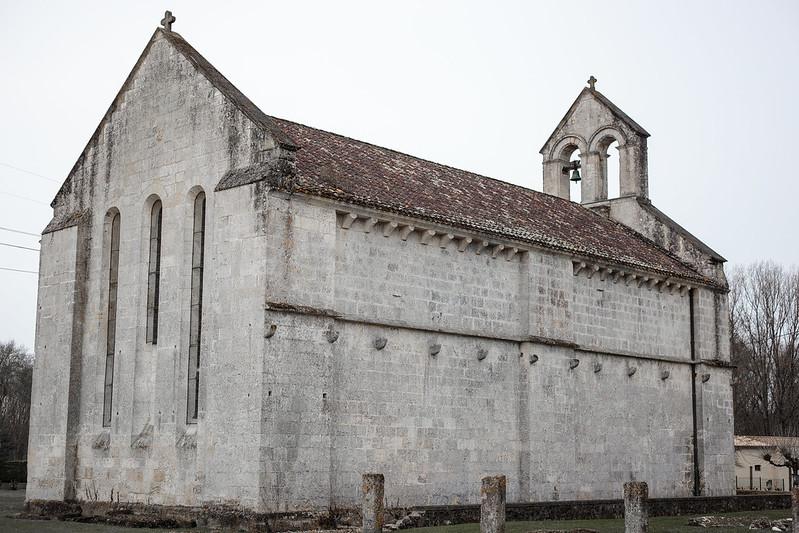 Chapelle de Magrigne Saint-Laurent-d'Arce
