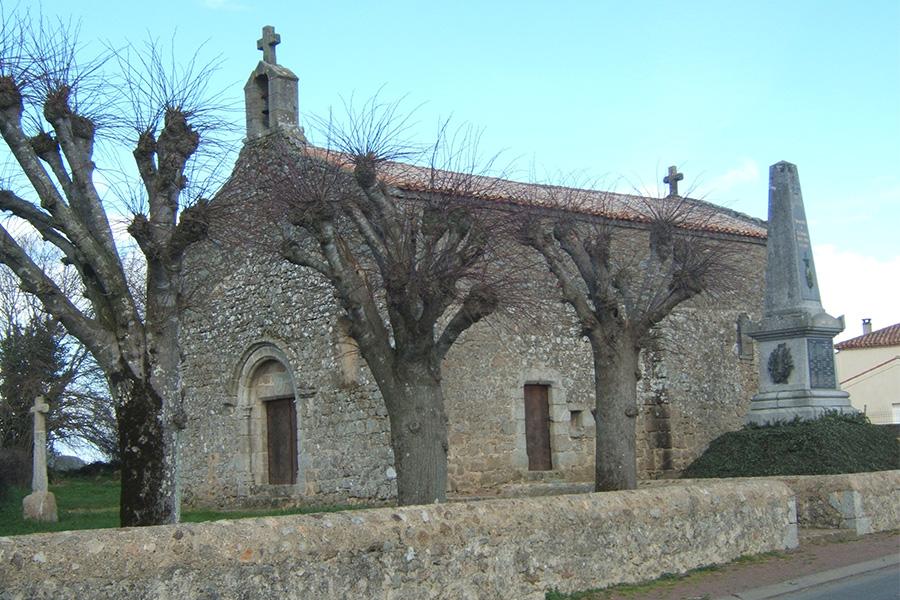 Chapelle de Tous les Saints Pierrefitte