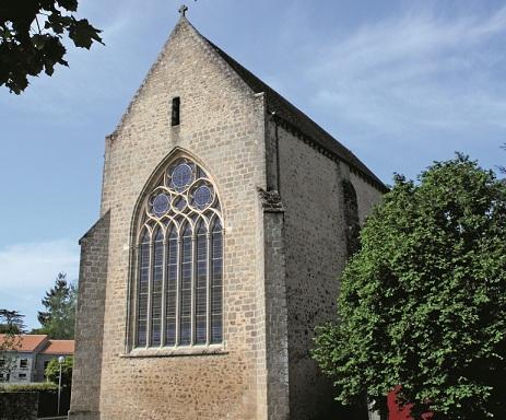 Chapelle des Cordeliers Parthenay