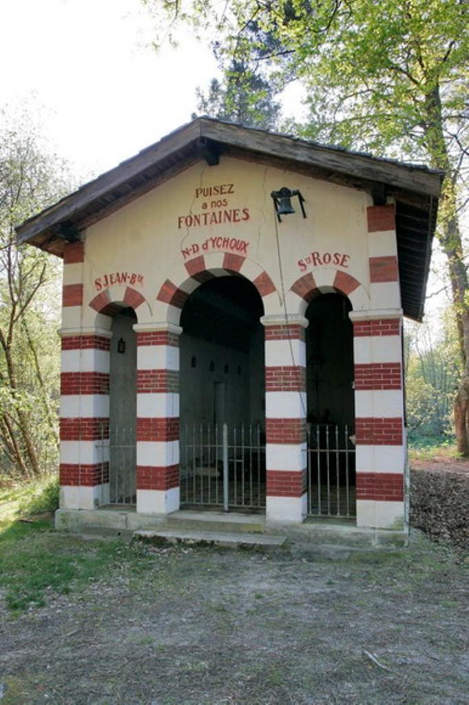 Chapelle des trois fontaines