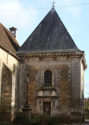 Chapelle funéraire des Ducs d'Epernon