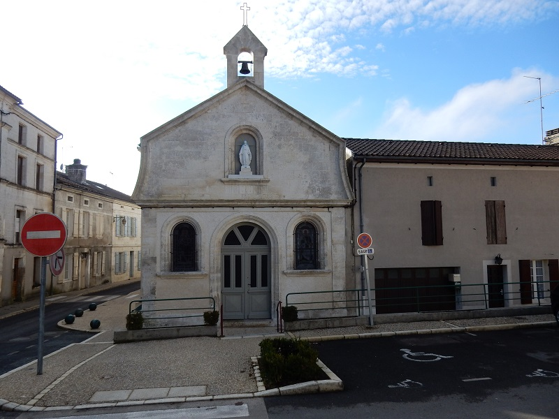 Chapelle Notre-Dame de Bon Secours Mareuil en Périgord