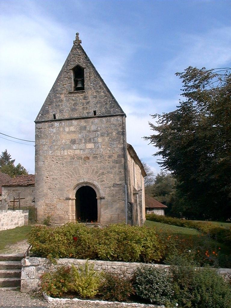 Chapelle Notre Dame de la Nativité Eyraud-Crempse-Maurens
