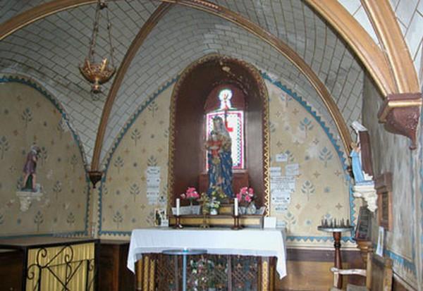 Chapelle Notre Dame de l'Ermitage