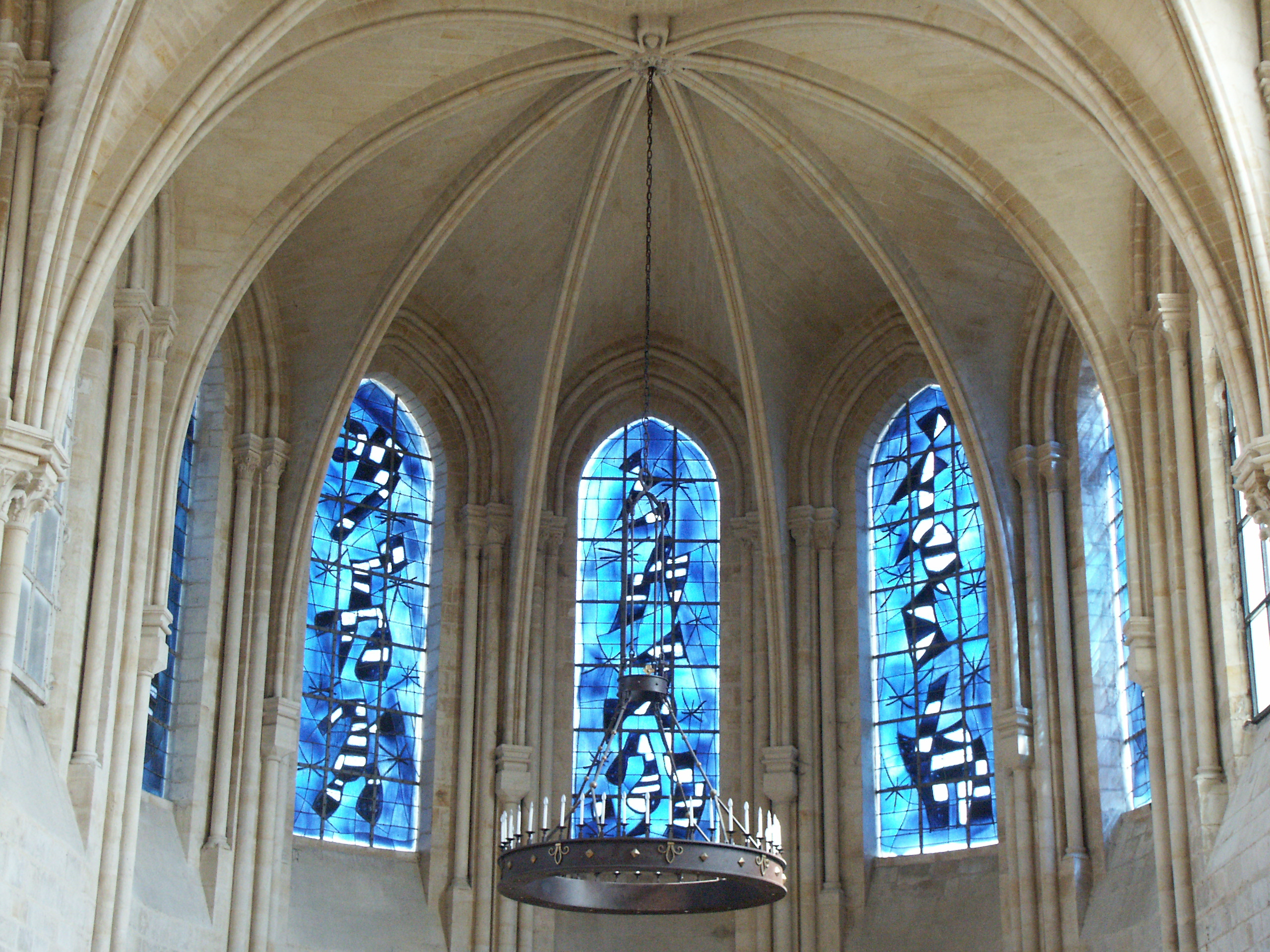Chapelle royale Saint-Frambourg Senlis