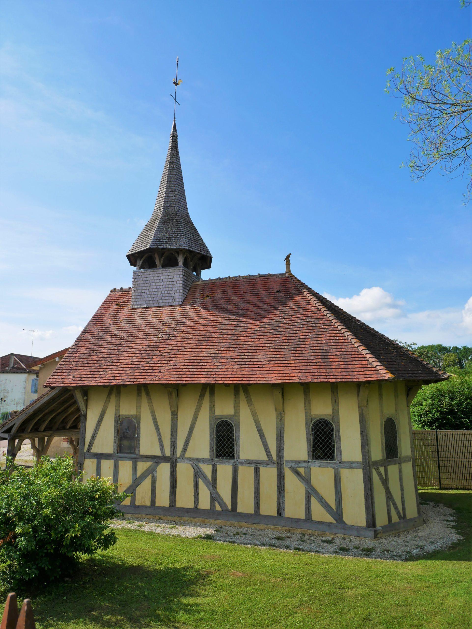 Chapelle Saint-Jean de Soulaines-Dhuys