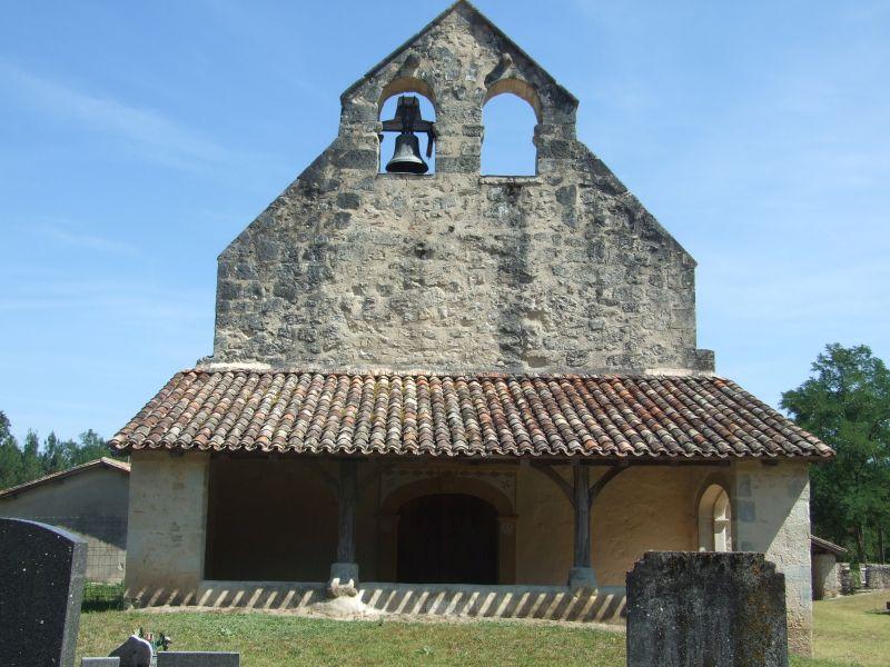 Chapelle Saint-Laurent de Cudos (Artiguevieille) Cudos
