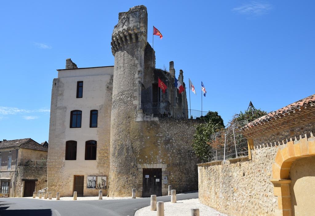 Château de Barrière Villamblard