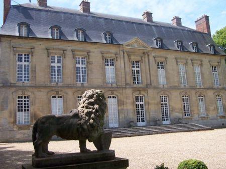 Château de Boury Boury-en-Vexin
