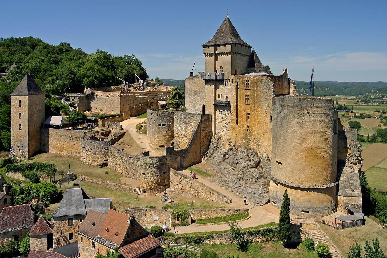 Château de Castelnaud - Musée de la Guerre au Moyen Age