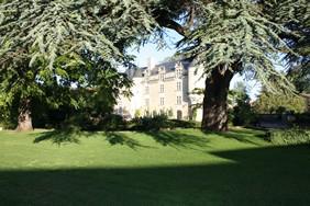 Château de la Villedieu de Comblé Sainte-Eanne