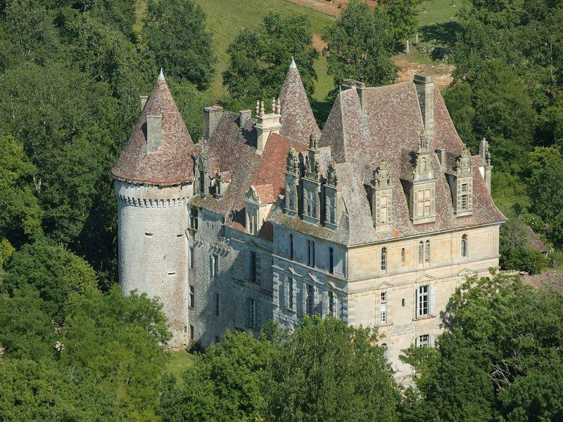 Château de Lanquais Lanquais