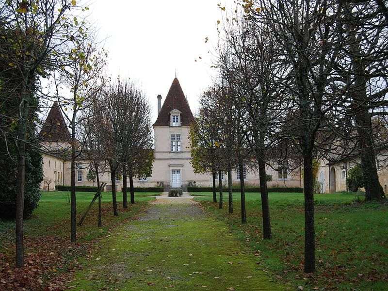 Château de Lyde Baurech