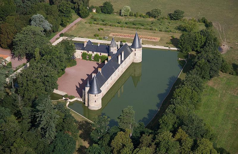 Château de Maisontiers Maisontiers