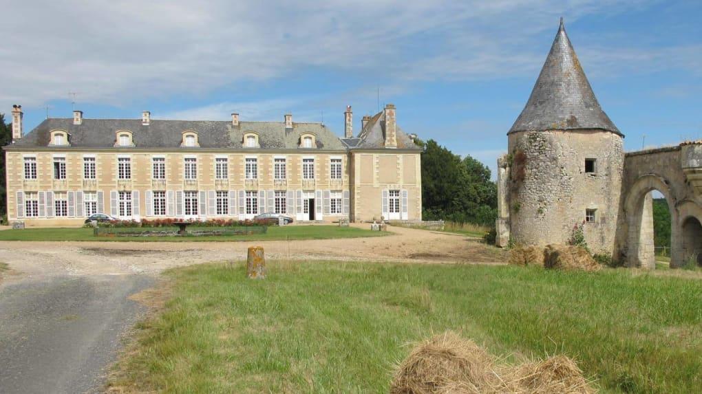 Château de Marsay Thouars