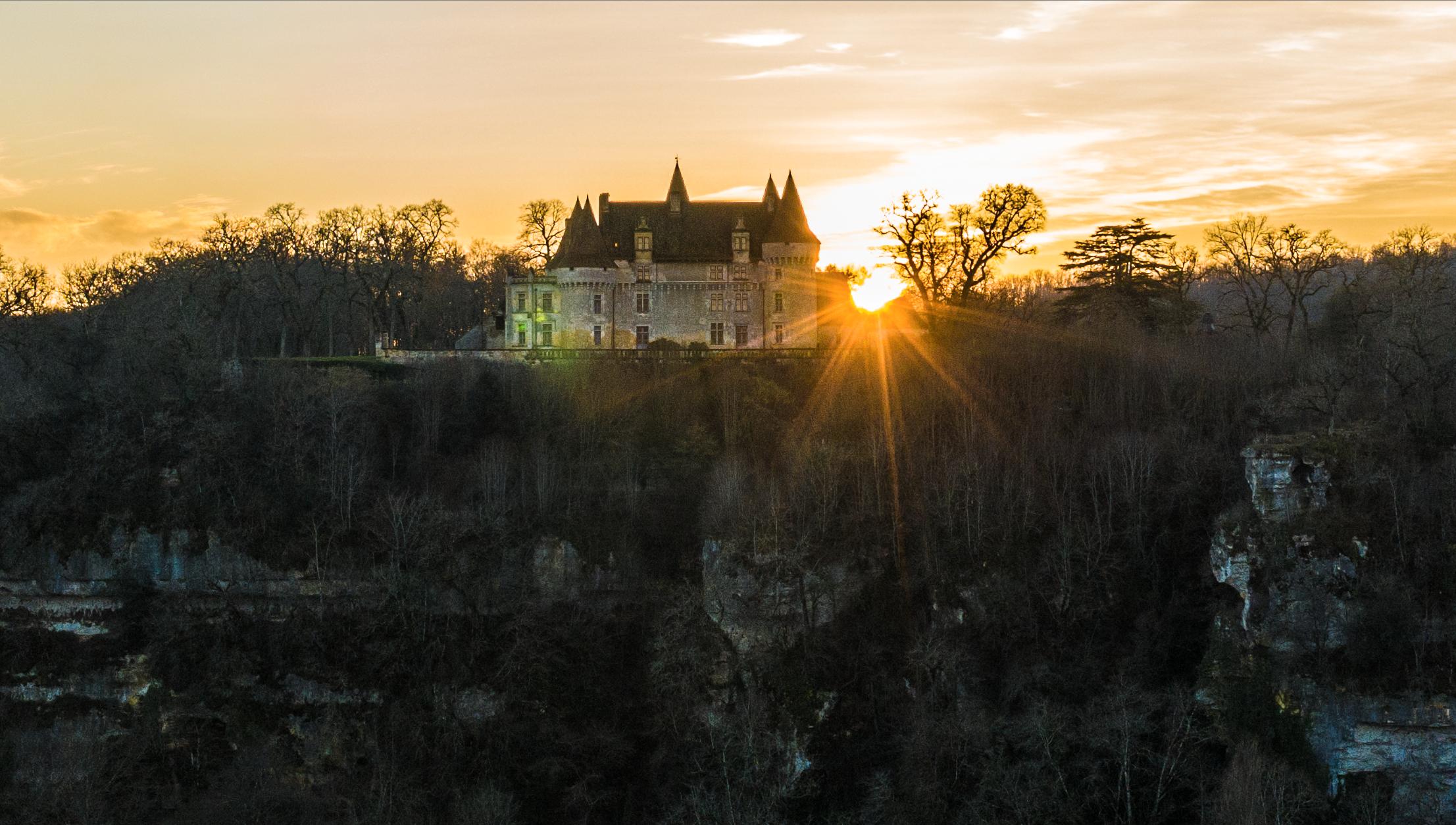 Château de Marzac