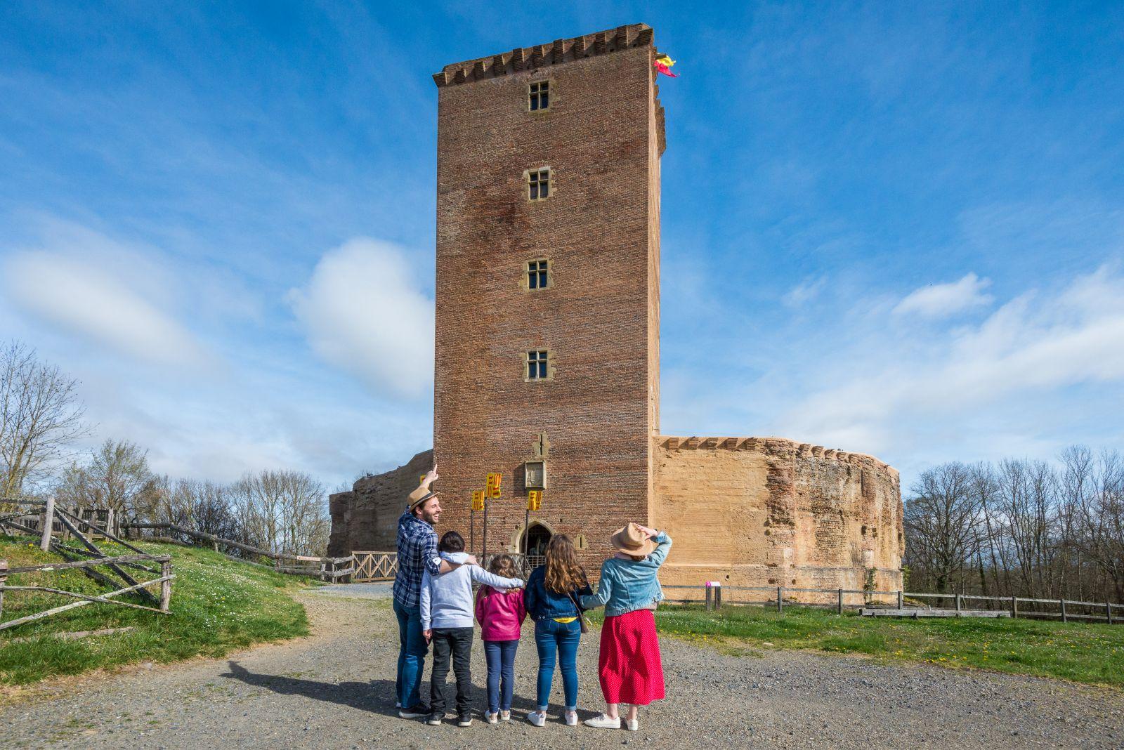 Château de Montaner Montaner