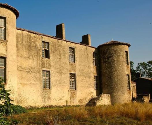Château de Payré La Peyratte